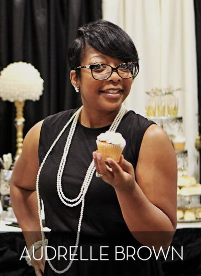 Audrelle Brown, Royal Flair Events