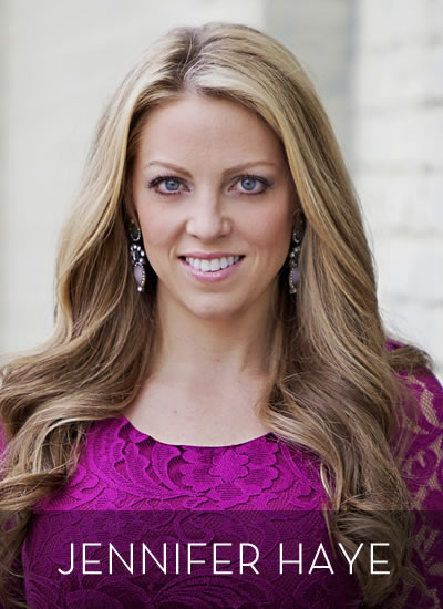 Jenn Haye, Royal Flair Events